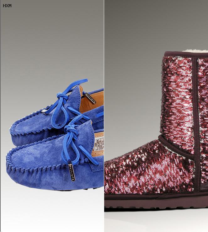 glamorous schoenen uggs