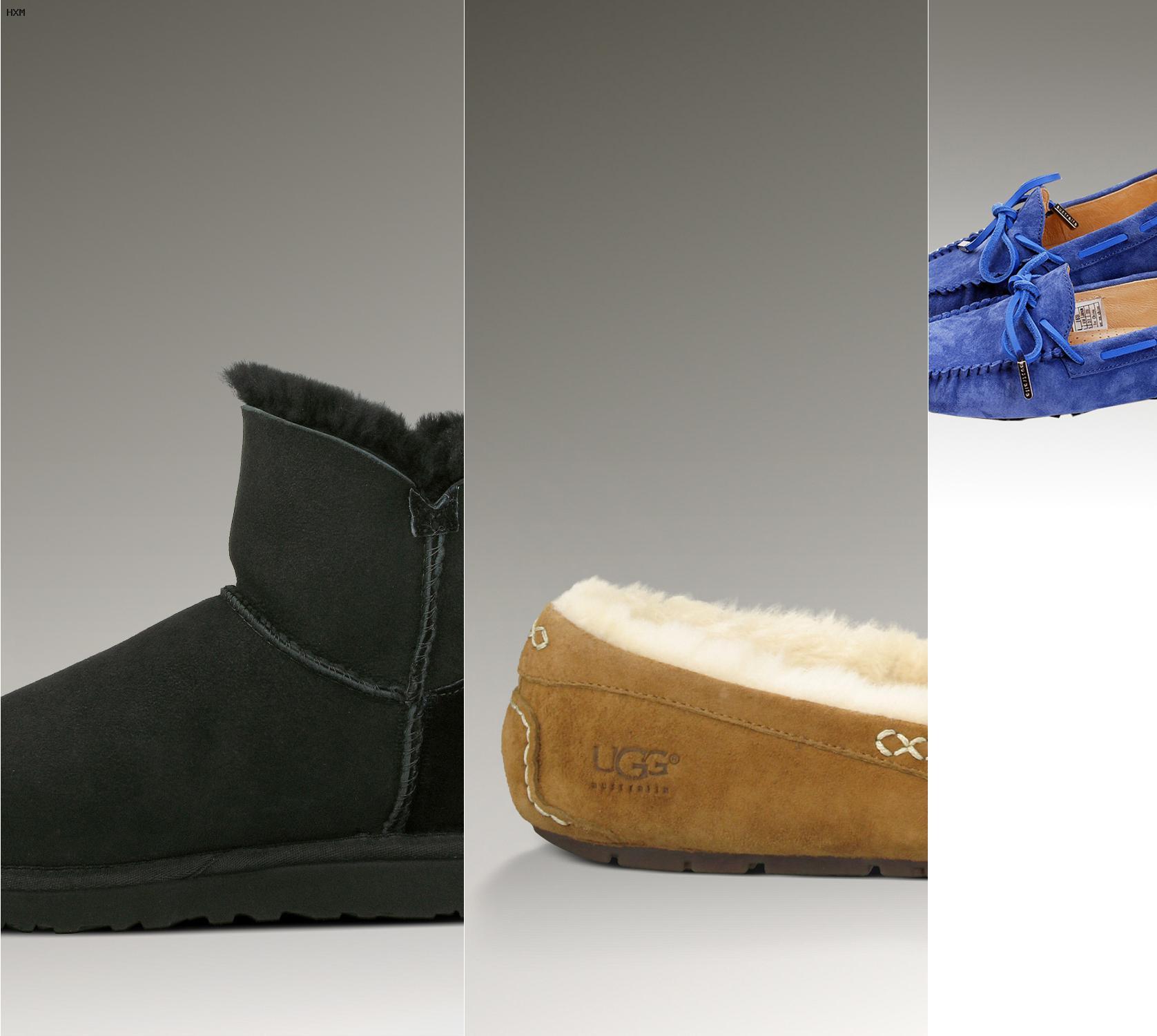 zwarte ugg sandalen ayden